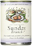 Variety Pet Foods Home Style 'Original' Natural Dog Food - Sunday Brunch - 12 X 12.75 Ounces