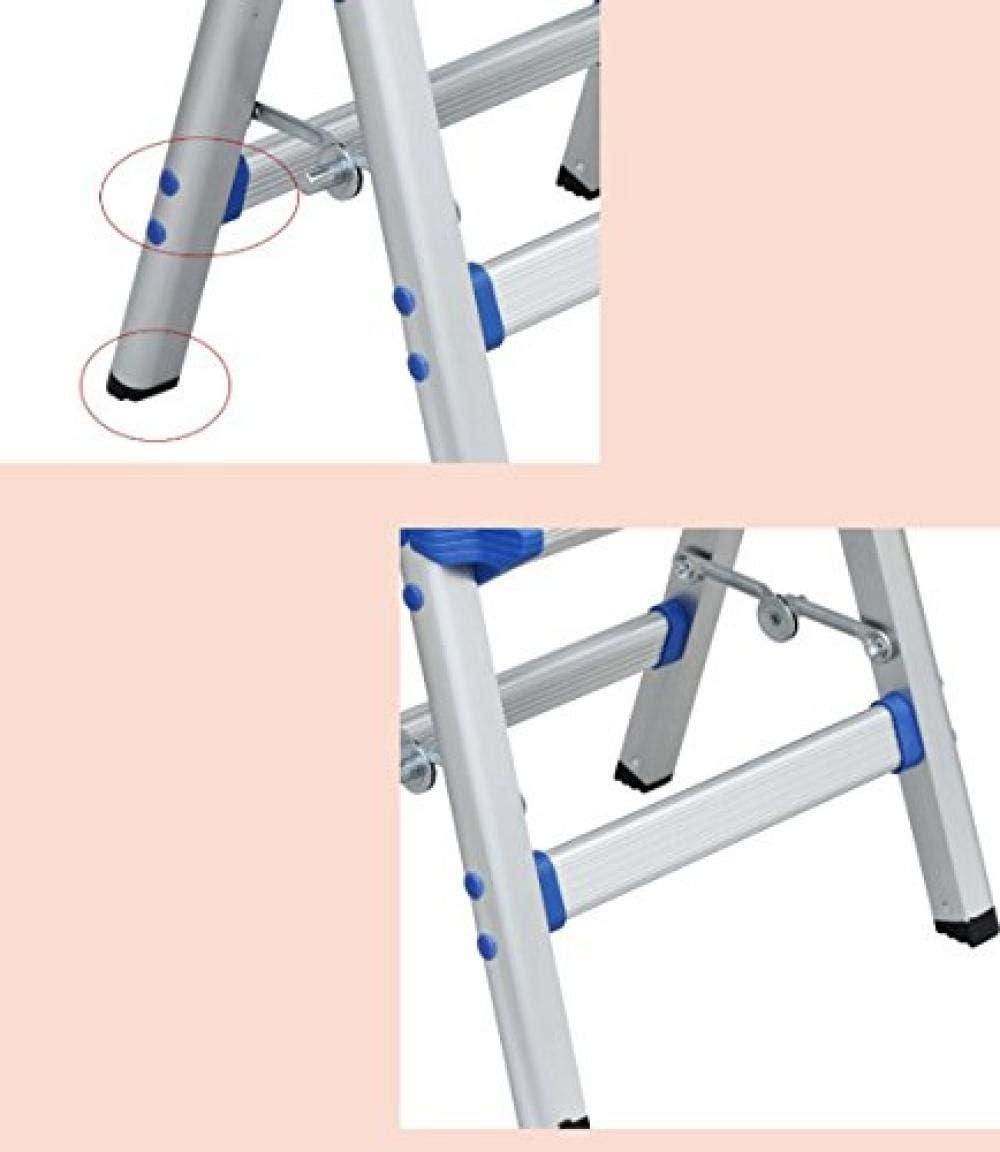 Geeks Taburete Banqueta Reposapiés de Aluminio Silla de Escalera Plegable Engrosada Taburete para Caballos: Amazon.es: Hogar