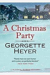 A Christmas Party: A Seasonal Murder Mystery/Envious Casca Paperback