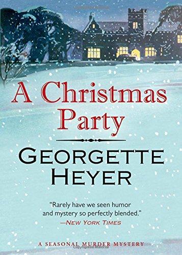 A Christmas Party: A Seasonal Murder Mystery/Envious Casca (Main Course For Christmas Party)
