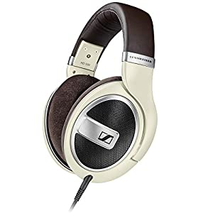 Sennheiser HD 599 Open Back Headphone, Ivory