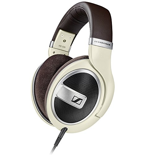 Sennheiser - Hd 599 Over-the-ear Headphones Hd 5 - Brown/ivo