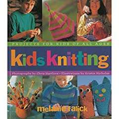 In fifteen easy projects, from bouncy bean bags to a rolled-edge sweater, author and knitting expert Melanie Falick teaches kids of all ages how to knit. Through step-by-step instructions and candy-colored illustrations, beginners lea...