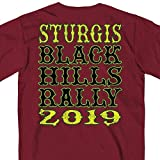 Official 2019 Sturgis Motorcycle Rally Headdress