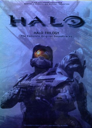 Price comparison product image Halo Trilogy- The Complete Original Soundtracks (OST)