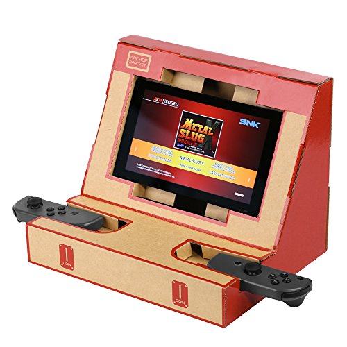Gh Labo Toy Con Garage Arcade Bracket Kit For Nintendo Switch