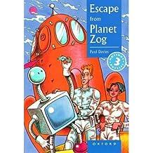 Hotshot Puzzles: Escape from the Planet Zog Level 3 (Hotshots)