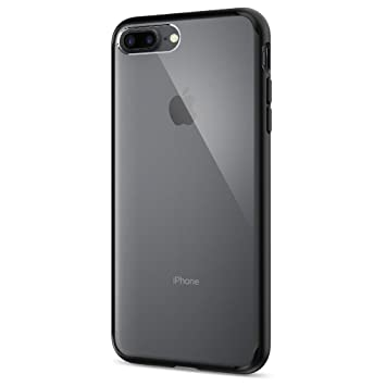b702718322b spigen Funda iPhone 7 Plus, [Ultra Hybrid] Air Cushion [Negro] Clear Back  Panel + TPU Bumper Funda Carcasa para iPhone 7 Plus (2016): Amazon.es:  Electrónica