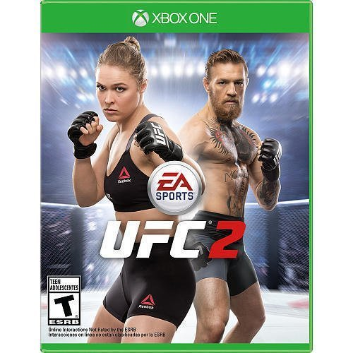 EA Sports UFC 2 XBOX One New