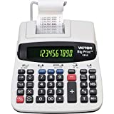 Victor 1310 Big Print Commercial Printing Calculator