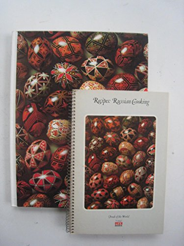 Recipes: Russian Cooking (Foods of the World)