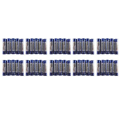 A27 27A MN27 MN27BPK GP27A L828 Battery 12V Alkaline Battery (50 Batteries)