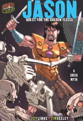 Jason: Quest for the Golden Fleece (Graphic Universe)