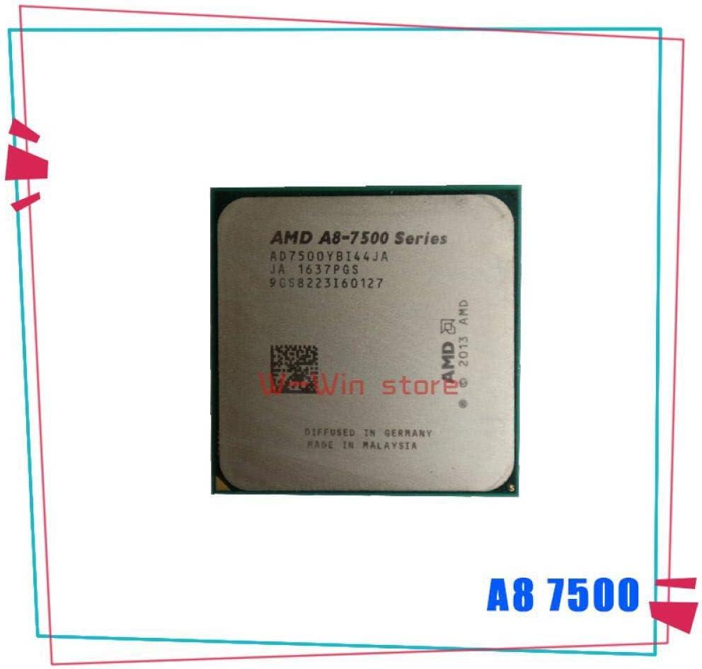 AMD A8-Series A8-7500 A8 7500 3.0GHz Quad-Core AD7500YBI44JA Socket FM2+