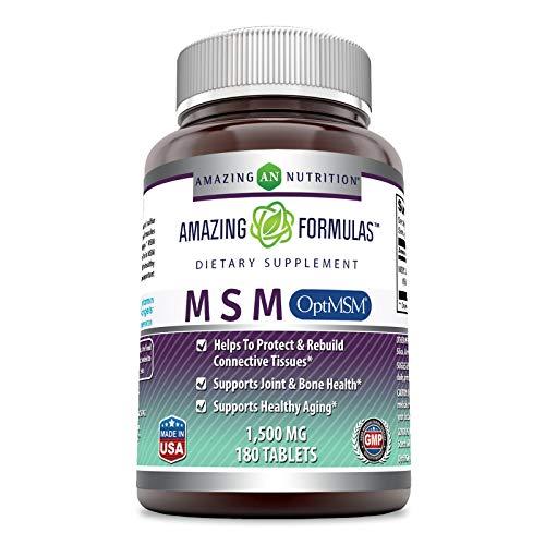 Amazingmulas OptiMSM 1500 mg