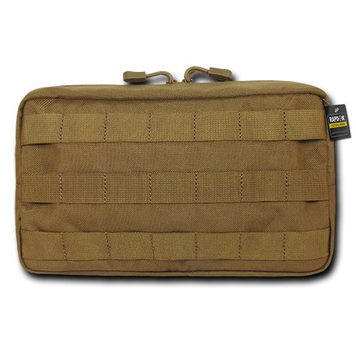 Horizontal Coyote RAPDOM Tactical 10.6 Utility Pouch