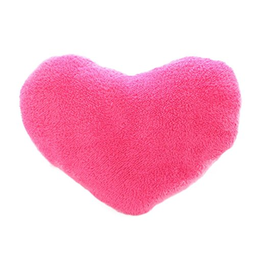 UPC 738964795211, Binmer(TM)Soft Emoji Heart-Shaped Pillow Plush Toy Decorative Cushion Pillow for Home Sofa Office (Hot Pink)