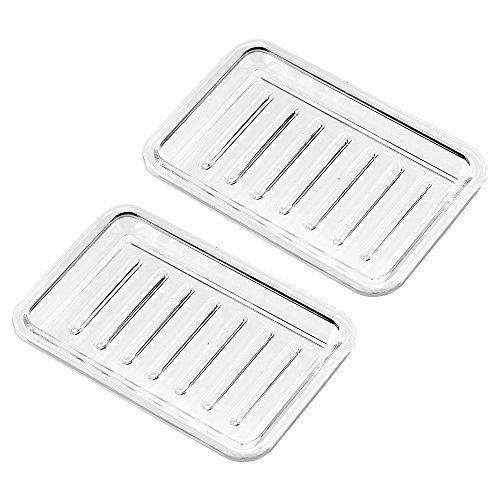 InterDesign Royal Rectangular Soap Saver