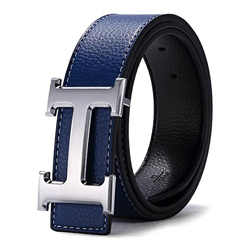 Belts Business Casual Leather 1 5inch