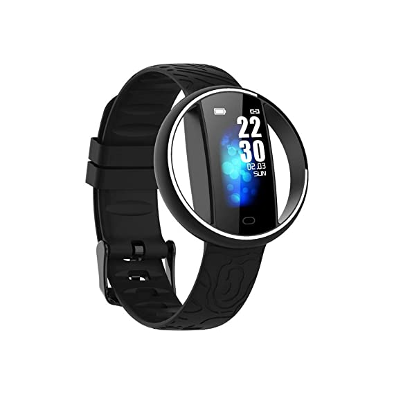 Amazon.com: NOMENI Smart Watch Fitness Tracker Activity ...