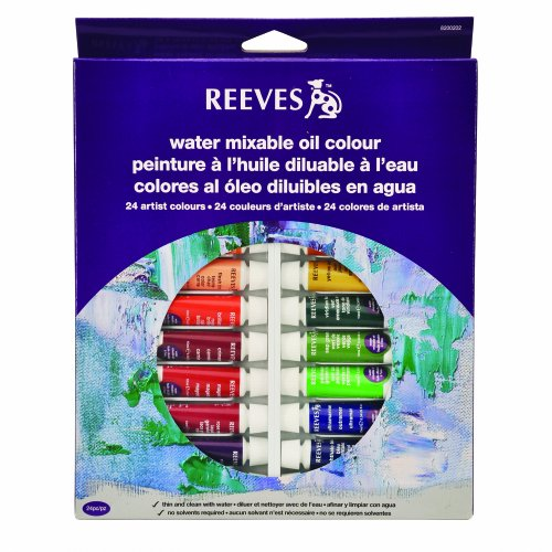reeves-24-pack-water-mixable-oil-colour-tube-set-10ml