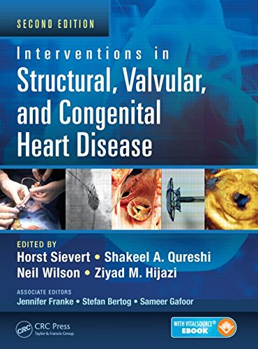 - Interventions in Structural, Valvular and Congenital Heart Disease