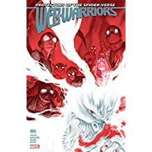 Web Warriors (2015-2016) #5