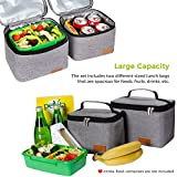 Lifewit Insulated Lunch Box Lunch Bag for Adults/Men/Women/Kids