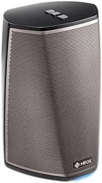 Denon HEOS 1 HS2 Wireless Speaker (Black) (New Version)