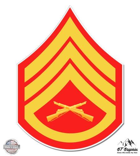 USMC E6 Staff Sergeant Rank - 3