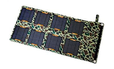 Generic 24w Portable Folded Solar Panel Pv Battery Travel Camping Charger for Ipad , Pc , Digital Camera , Mobile Phones