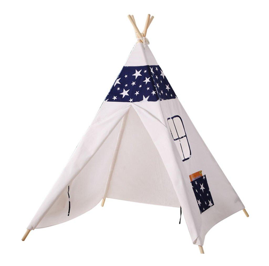 ZYH パズルテント、子供の屋内のテントの男の子と女の子屋外のゲームの家の赤ちゃんの遊び場小さなテントの誕生日プレゼント120 * 120 * 145CM 広いスペース (サイズ さいず : 120 * 120 * 145CM)   B07H3NC788