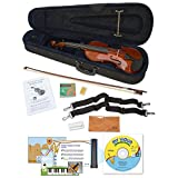 eMedia My Violin Starter Pack for Kids (1/2 Size)