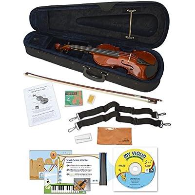 emedia-4-string-violin-1-4-size-ev05162