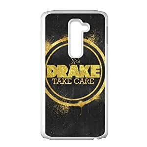 LG G2 Cell Phone Case White Drake Ovo Owl Zbmv