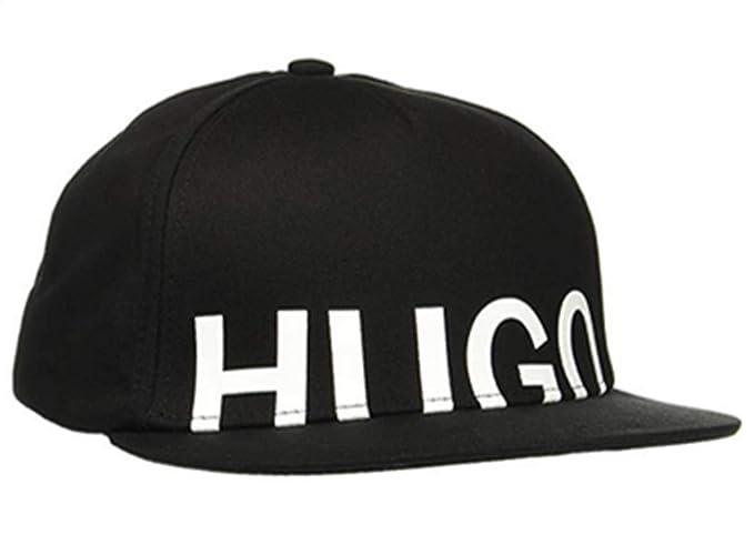 BOSS Hugo - Gorra para hombre, color negro: Amazon.es: Ropa y ...
