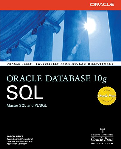 Oracle Database 10g SQL (Osborne ORACLE Press Series) by McGraw-Hill Education