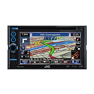 JVC KW-NT3 - Navegador GPS (Bluetooth)