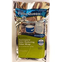 Filter Queen Defender Enviropure HEPA Activated Charcoal Pre-Filter Wrap, 7