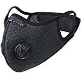 HASAGEI Sports Dust Mask Reusable Half Face Mask