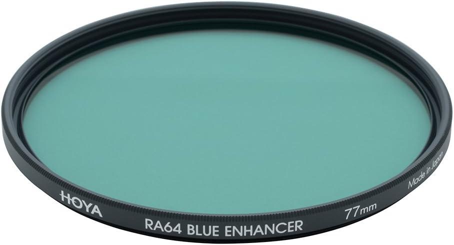 Hoya r64blueenhancer77/Filter for SLR Camera Black