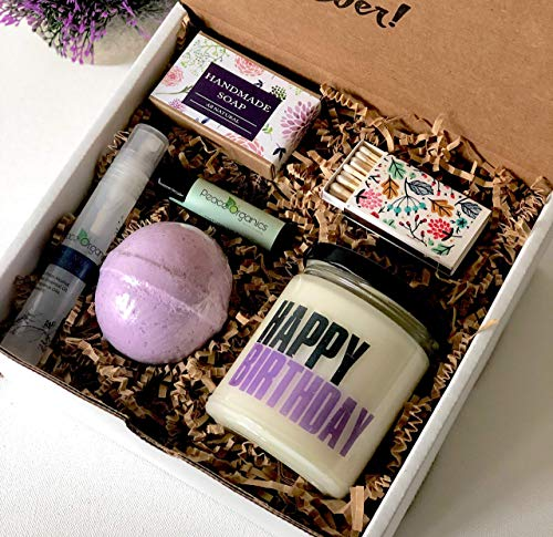 Happy Birthday Spa Gift Box