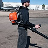 Gas-Powered leaf blower, 33 cc back pack leaf leaf blower