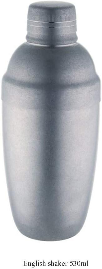 カクテルツール ステンレススチール ハンドシェイクカップ 530ml