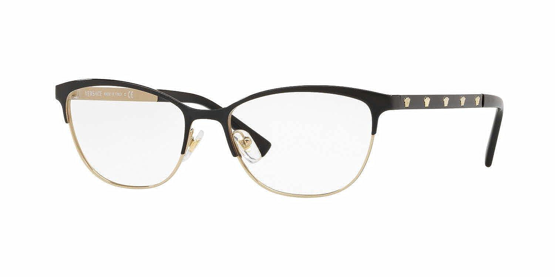 d4f76082da Amazon.com  Versace Women s VE1251 Eyeglasses 53mm  Clothing