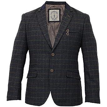 Veste homme en tweed