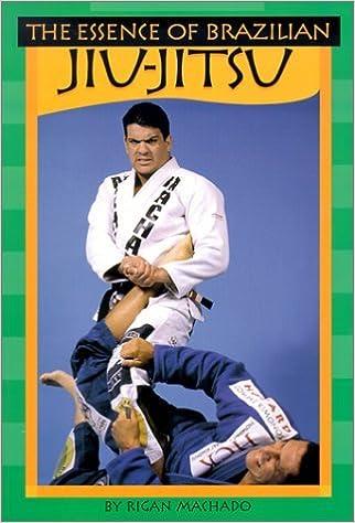 Book The Essence of Brazilian Jiu Jitsu by Rigan Machado (2002-03-02)