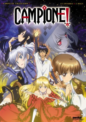 Campione! Complete Collection (3PC)