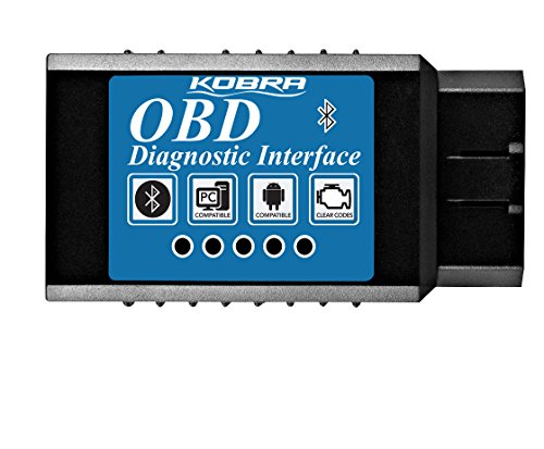 KOBRA OBD2 Scanner Bluetooth Scan Tool Adapter