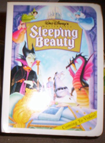 "Beauty, Sleeping Beauty Walt Disney`s Masterpiece Video Collection 4"" PVC Figure From McDonald`s Kid`s Meal"